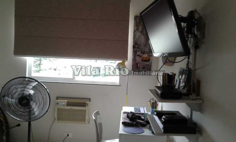 QUARTO 4. - Apartamento 3 quartos à venda Vista Alegre, Rio de Janeiro - R$ 750.000 - VAP30129 - 9