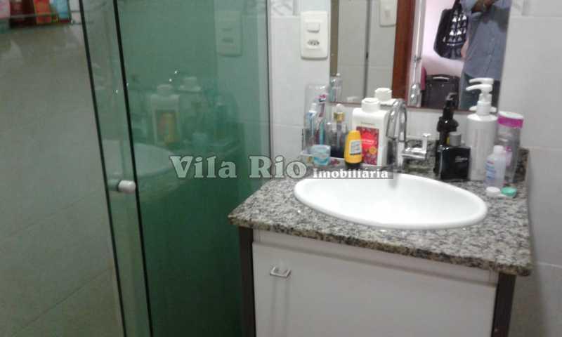 BANHEIRO 1. - Apartamento 3 quartos à venda Vista Alegre, Rio de Janeiro - R$ 750.000 - VAP30129 - 13