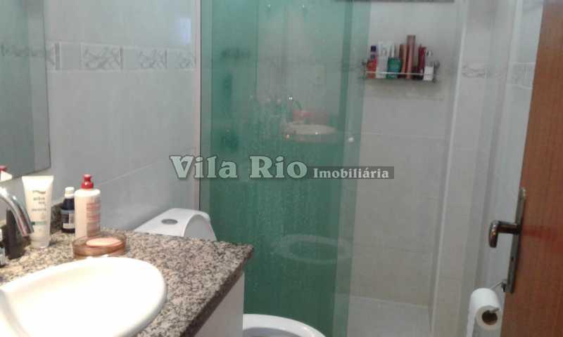 BANHEIRO 2. - Apartamento 3 quartos à venda Vista Alegre, Rio de Janeiro - R$ 750.000 - VAP30129 - 14