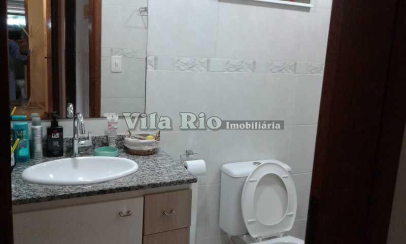 BANHEIRO 3. - Apartamento 3 quartos à venda Vista Alegre, Rio de Janeiro - R$ 750.000 - VAP30129 - 15