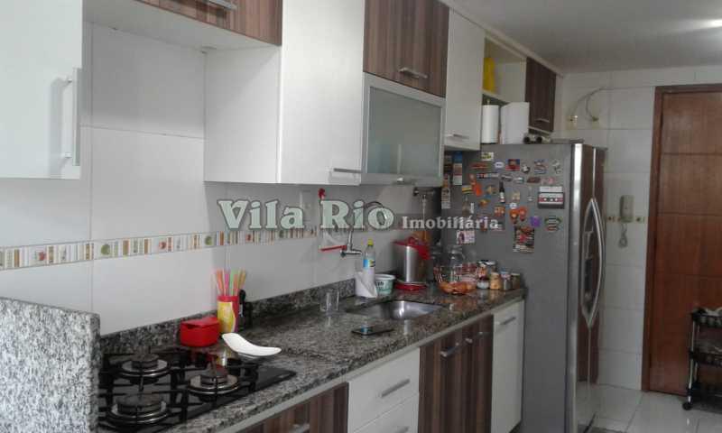 COZINHA 1. - Apartamento 3 quartos à venda Vista Alegre, Rio de Janeiro - R$ 750.000 - VAP30129 - 16