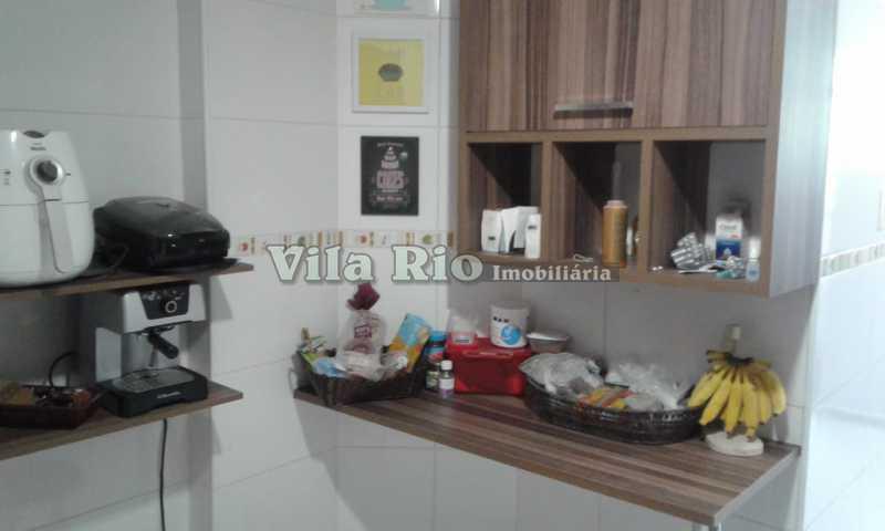 COZINHA 4. - Apartamento 3 quartos à venda Vista Alegre, Rio de Janeiro - R$ 750.000 - VAP30129 - 19