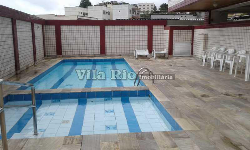 PISCINA. - Apartamento 3 quartos à venda Vista Alegre, Rio de Janeiro - R$ 750.000 - VAP30129 - 26