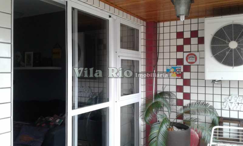 VARANDA 2. - Apartamento 3 quartos à venda Vista Alegre, Rio de Janeiro - R$ 750.000 - VAP30129 - 21