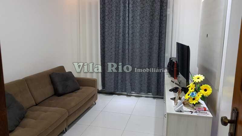 SALA 2. - Apartamento 1 quarto à venda Vila da Penha, Rio de Janeiro - R$ 250.000 - VAP10041 - 3