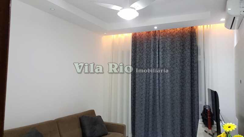 SALA 3. - Apartamento 1 quarto à venda Vila da Penha, Rio de Janeiro - R$ 268.000 - VAP10041 - 1