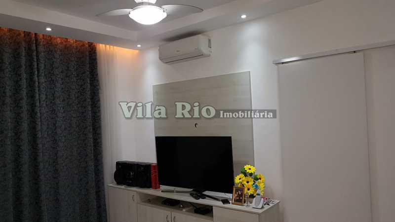 SALA 4. - Apartamento 1 quarto à venda Vila da Penha, Rio de Janeiro - R$ 268.000 - VAP10041 - 5