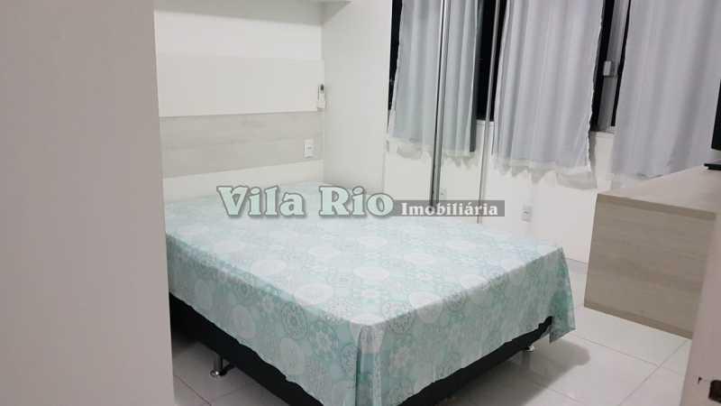QUARTO 1. - Apartamento 1 quarto à venda Vila da Penha, Rio de Janeiro - R$ 268.000 - VAP10041 - 6
