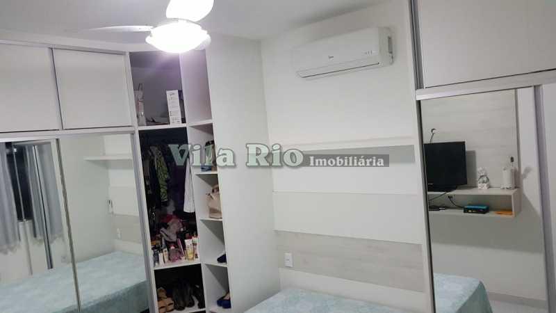 QUARTO 2. - Apartamento 1 quarto à venda Vila da Penha, Rio de Janeiro - R$ 268.000 - VAP10041 - 7