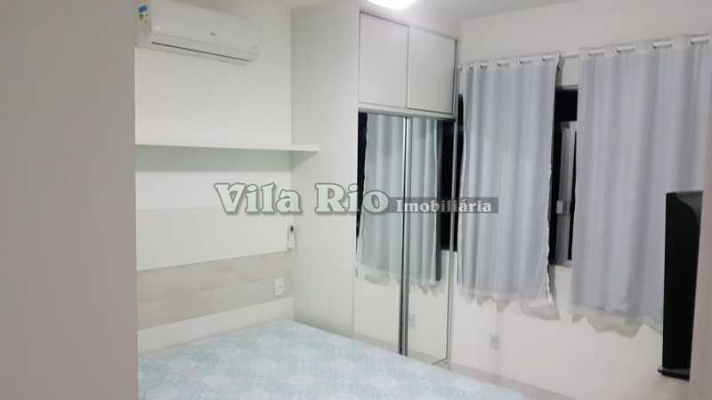 QUARTO 3. - Apartamento 1 quarto à venda Vila da Penha, Rio de Janeiro - R$ 250.000 - VAP10041 - 8