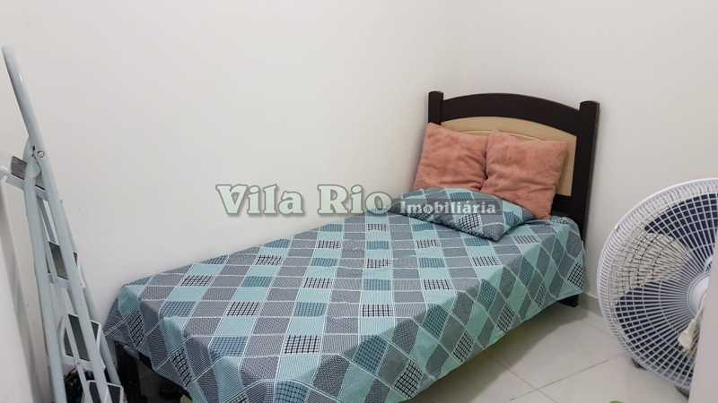 QUARTO 4. - Apartamento 1 quarto à venda Vila da Penha, Rio de Janeiro - R$ 250.000 - VAP10041 - 9