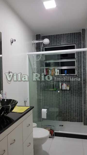 BANHEIRO 1. - Apartamento 1 quarto à venda Vila da Penha, Rio de Janeiro - R$ 268.000 - VAP10041 - 11