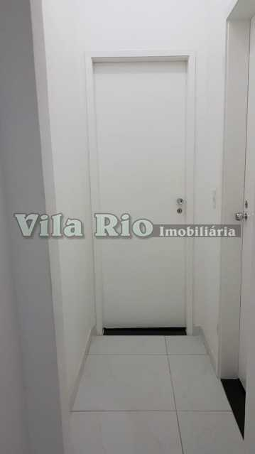 CIRCULAÇÃO. - Apartamento 1 quarto à venda Vila da Penha, Rio de Janeiro - R$ 250.000 - VAP10041 - 14