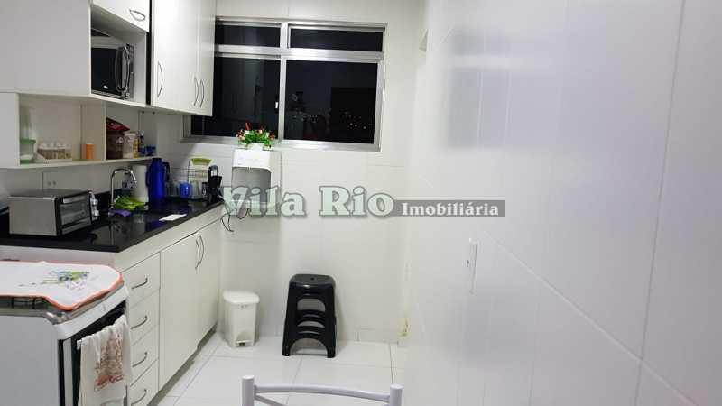 COZINHA 1. - Apartamento 1 quarto à venda Vila da Penha, Rio de Janeiro - R$ 268.000 - VAP10041 - 15