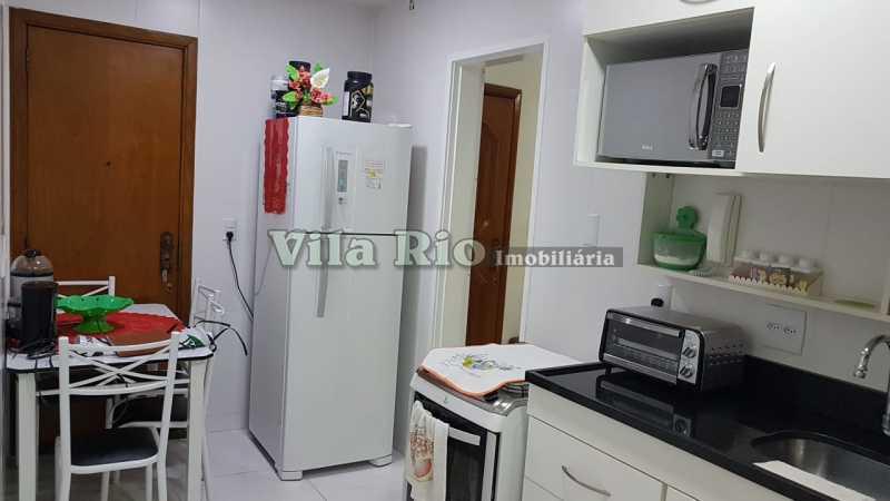 COZINHA 2. - Apartamento 1 quarto à venda Vila da Penha, Rio de Janeiro - R$ 268.000 - VAP10041 - 16