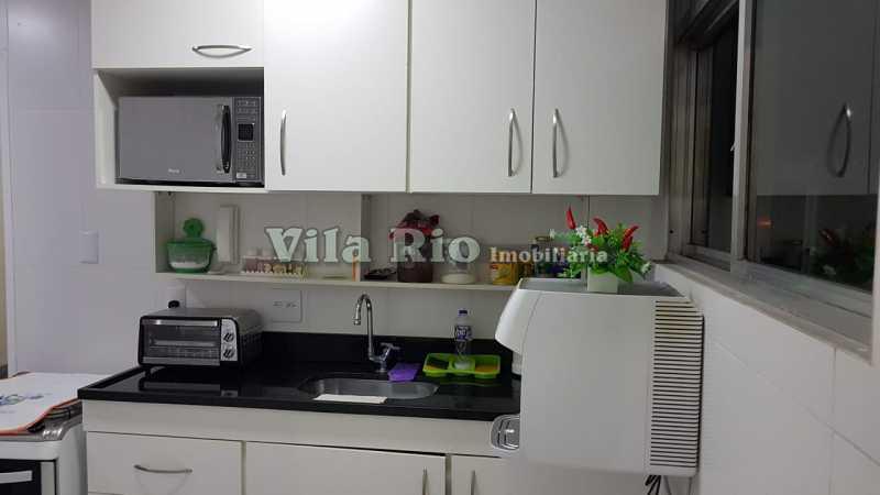 COZINHA 3. - Apartamento 1 quarto à venda Vila da Penha, Rio de Janeiro - R$ 268.000 - VAP10041 - 17
