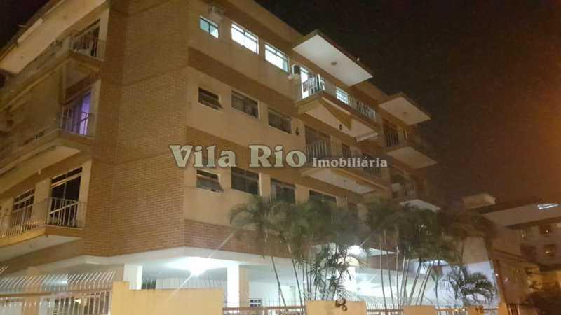 FACHADA 1. - Apartamento 1 quarto à venda Vila da Penha, Rio de Janeiro - R$ 250.000 - VAP10041 - 23
