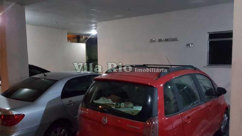 GARAGEM 1. - Apartamento 1 quarto à venda Vila da Penha, Rio de Janeiro - R$ 268.000 - VAP10041 - 21