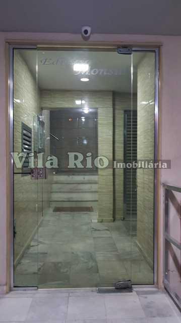 HALL. - Apartamento 1 quarto à venda Vila da Penha, Rio de Janeiro - R$ 268.000 - VAP10041 - 19