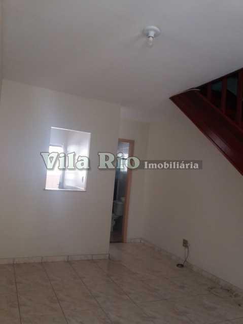 SALA 1 - Casa em Condominio Para Alugar - Pavuna - Rio de Janeiro - RJ - VCN20026 - 1