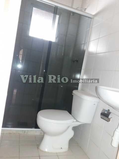 BANHEIRO 1 - Casa em Condominio Para Alugar - Pavuna - Rio de Janeiro - RJ - VCN20026 - 8