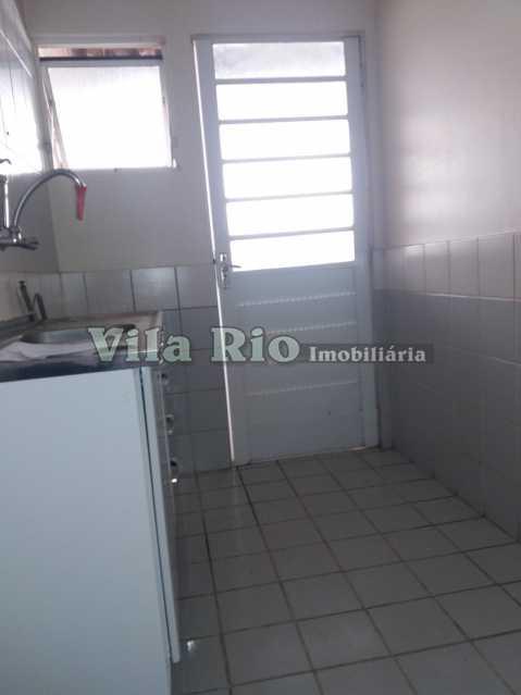COZINHA 1 - Casa em Condominio Para Alugar - Pavuna - Rio de Janeiro - RJ - VCN20026 - 10