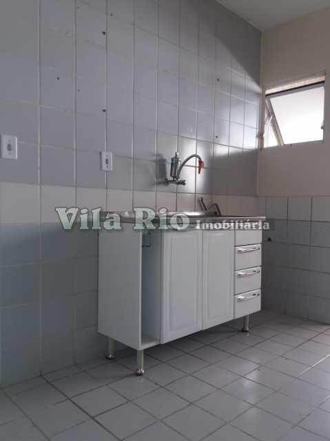COZINHA 2 - Casa em Condominio Para Alugar - Pavuna - Rio de Janeiro - RJ - VCN20026 - 11