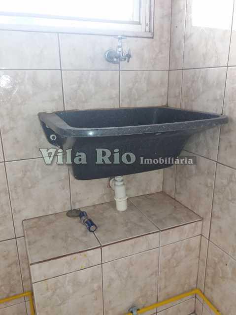 ÁREA 1 - Casa em Condominio Para Alugar - Pavuna - Rio de Janeiro - RJ - VCN20026 - 12