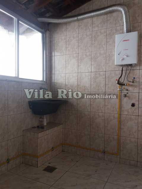 ÁREA 2 - Casa em Condominio Para Alugar - Pavuna - Rio de Janeiro - RJ - VCN20026 - 13