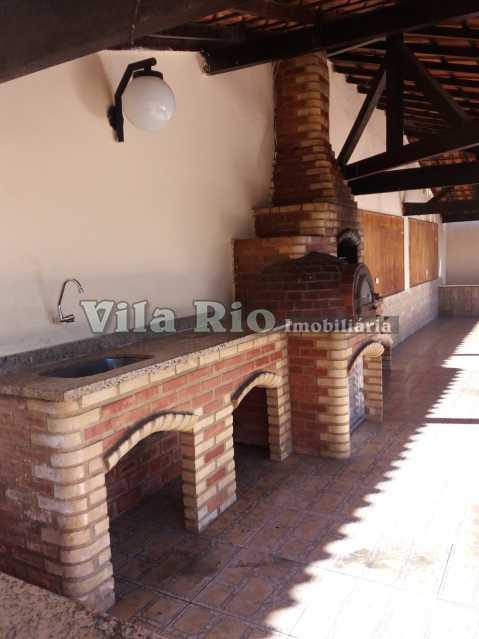 CHURRASQUEIRA - Casa em Condominio Para Alugar - Pavuna - Rio de Janeiro - RJ - VCN20026 - 18