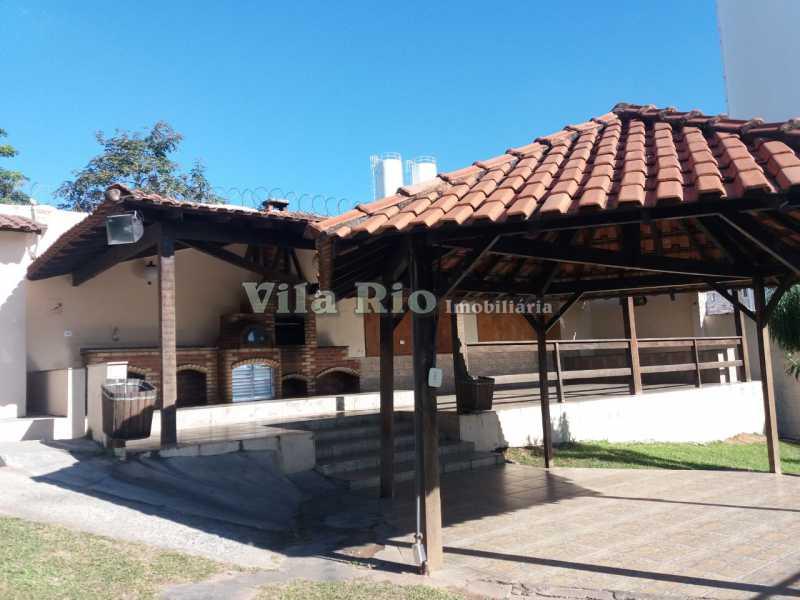 CHURRASQUEIRA1 - Casa em Condominio Para Alugar - Pavuna - Rio de Janeiro - RJ - VCN20026 - 19