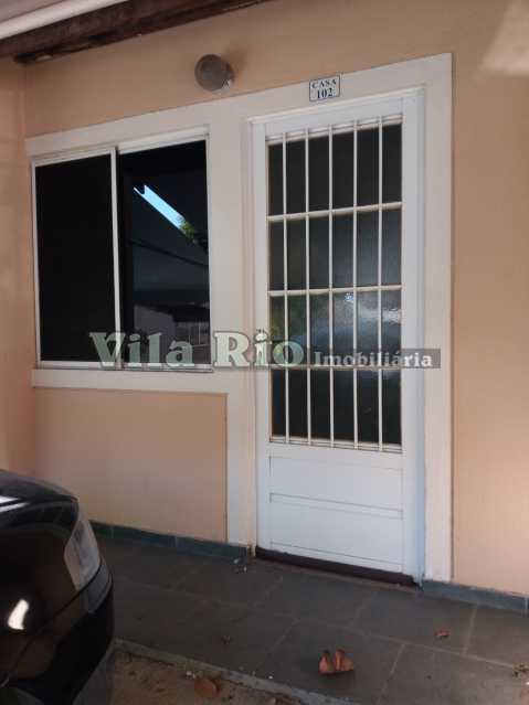 FRENTE - Casa em Condominio Para Alugar - Pavuna - Rio de Janeiro - RJ - VCN20026 - 17
