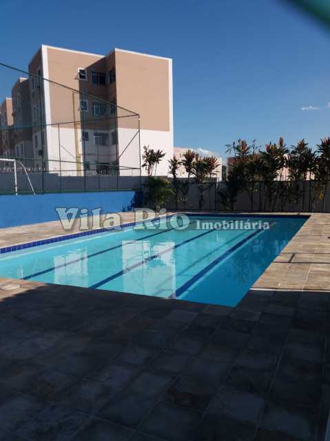 PISCINA - Casa em Condominio Para Alugar - Pavuna - Rio de Janeiro - RJ - VCN20026 - 20