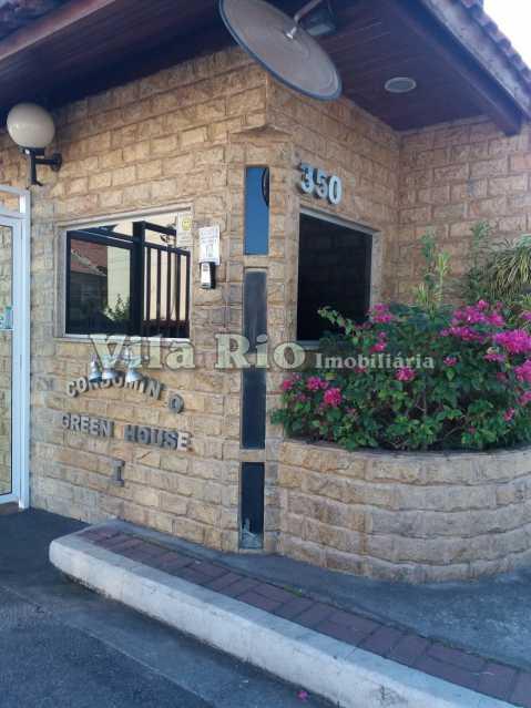 PORTARIA 1 - Casa em Condominio Para Alugar - Pavuna - Rio de Janeiro - RJ - VCN20026 - 22
