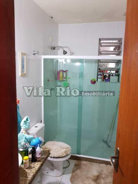 BANHEIRO - Apartamento Campinho,Rio de Janeiro,RJ À Venda,3 Quartos,76m² - VAP30131 - 6