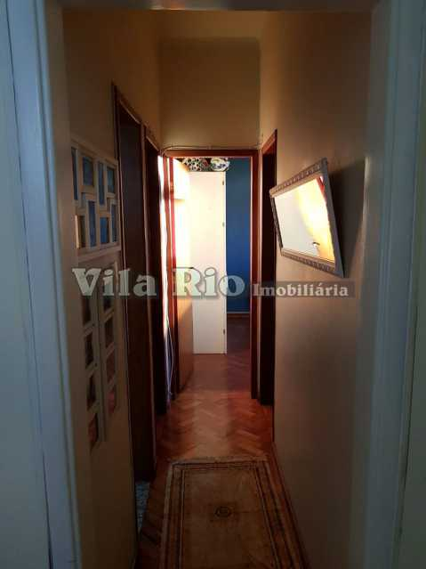 CIRCULAÇÃO - Apartamento 3 quartos à venda Campinho, Rio de Janeiro - R$ 260.000 - VAP30131 - 7