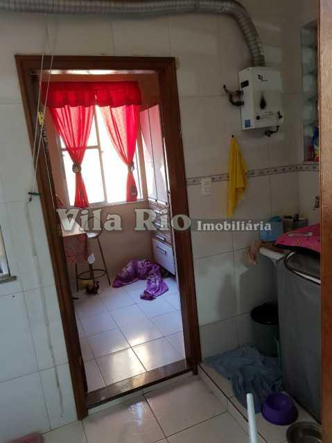 ÁREA E DEPENDÊNCIA - Apartamento Campinho,Rio de Janeiro,RJ À Venda,3 Quartos,76m² - VAP30131 - 11