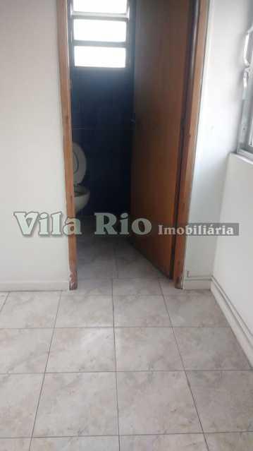 BANHEIRO - Galpão 300m² para alugar Cordovil, Rio de Janeiro - R$ 8.000 - VGA00016 - 9