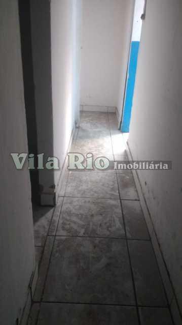 CIRCULAÇÃO - Galpão 300m² para alugar Cordovil, Rio de Janeiro - R$ 8.000 - VGA00016 - 10