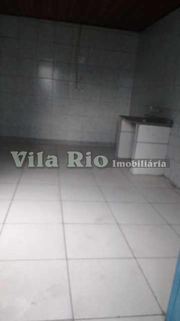 COZINHA 2 - Galpão 300m² para alugar Cordovil, Rio de Janeiro - R$ 8.000 - VGA00016 - 11