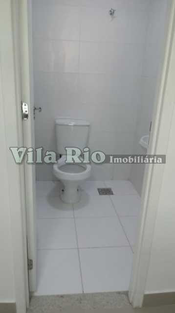 BANHEIRO 2. - Sala Comercial 26m² à venda Vila da Penha, Rio de Janeiro - R$ 160.000 - VSL00015 - 9