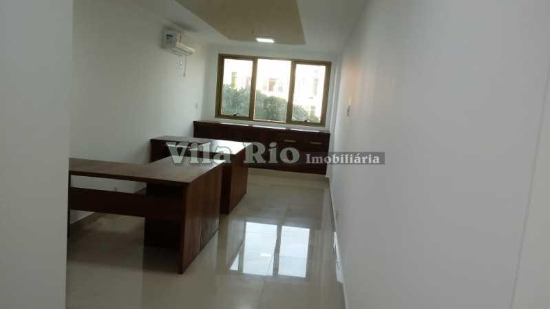 SALA 1. - Sala Comercial 26m² à venda Vila da Penha, Rio de Janeiro - R$ 160.000 - VSL00015 - 1
