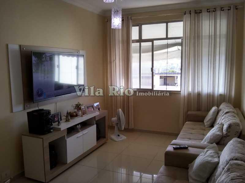 SALA 1 - Apartamento 2 quartos à venda Vila da Penha, Rio de Janeiro - R$ 289.000 - VAP20463 - 1