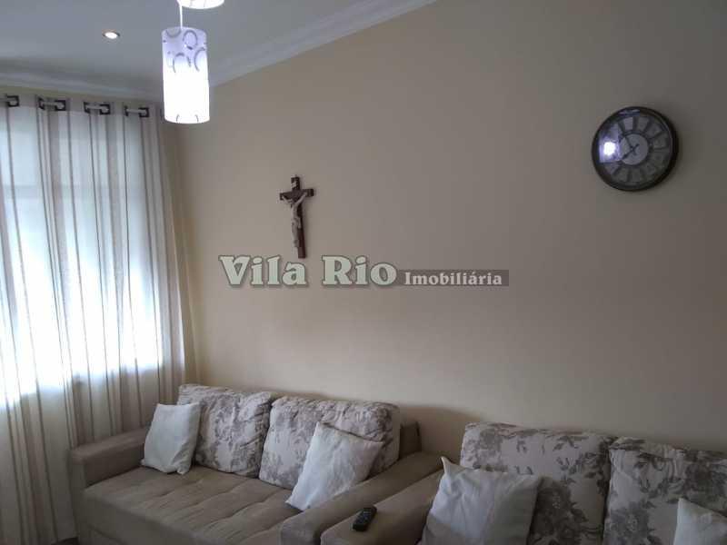 SALA 2 - Apartamento 2 quartos à venda Vila da Penha, Rio de Janeiro - R$ 289.000 - VAP20463 - 3