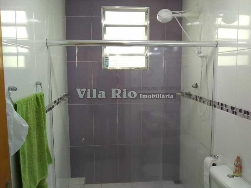 BANHEIRO 2 - Apartamento 2 quartos à venda Vila da Penha, Rio de Janeiro - R$ 289.000 - VAP20463 - 13
