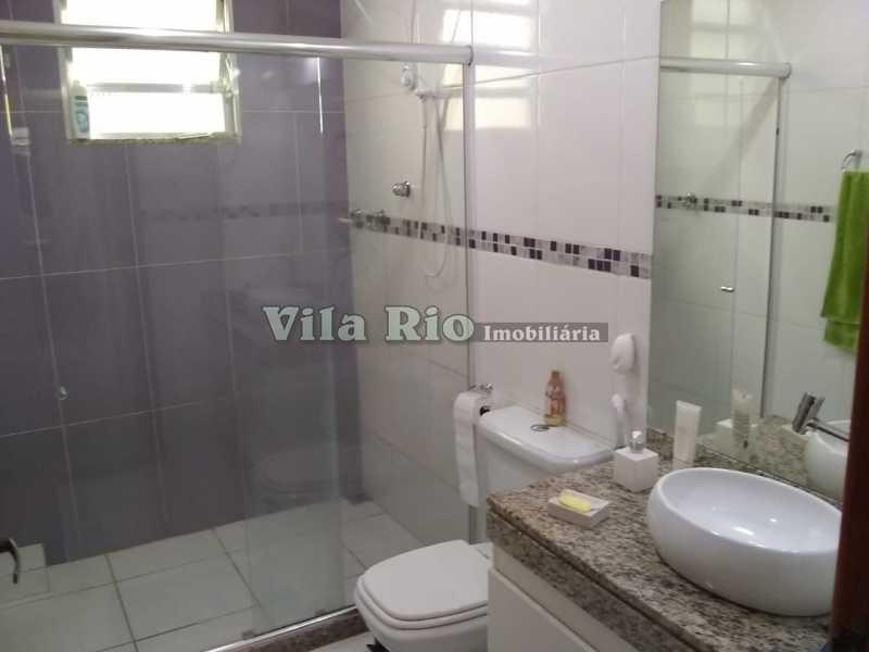 BANHEIRO 3 - Apartamento 2 quartos à venda Vila da Penha, Rio de Janeiro - R$ 289.000 - VAP20463 - 14