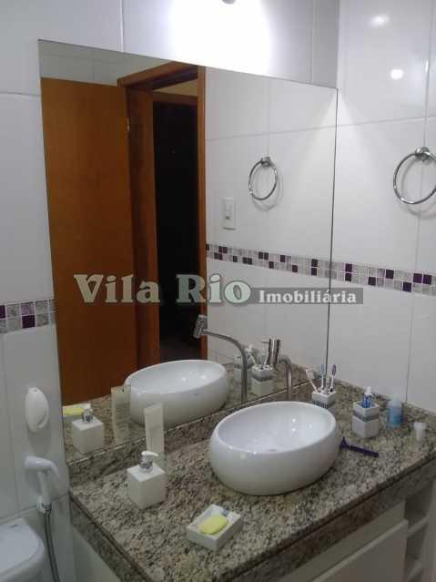 BANHEIRO - Apartamento 2 quartos à venda Vila da Penha, Rio de Janeiro - R$ 289.000 - VAP20463 - 15