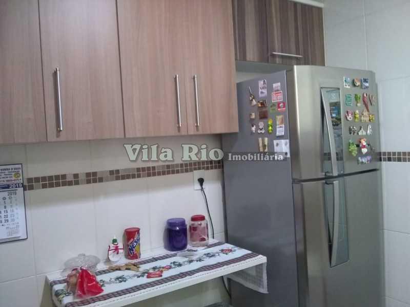 COZINHA 1 - Apartamento 2 quartos à venda Vila da Penha, Rio de Janeiro - R$ 289.000 - VAP20463 - 16