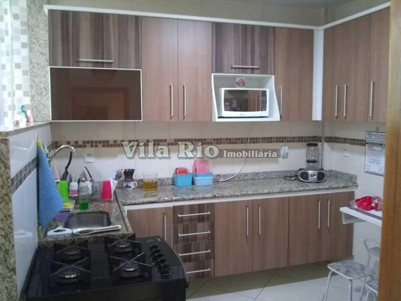 COZINHA 2 - Apartamento 2 quartos à venda Vila da Penha, Rio de Janeiro - R$ 289.000 - VAP20463 - 17