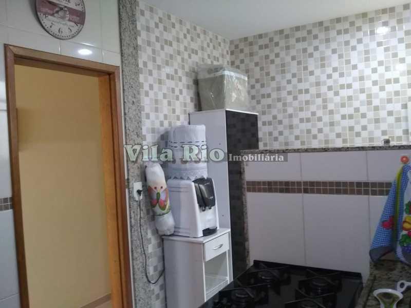 COZINHA - Apartamento 2 quartos à venda Vila da Penha, Rio de Janeiro - R$ 289.000 - VAP20463 - 18